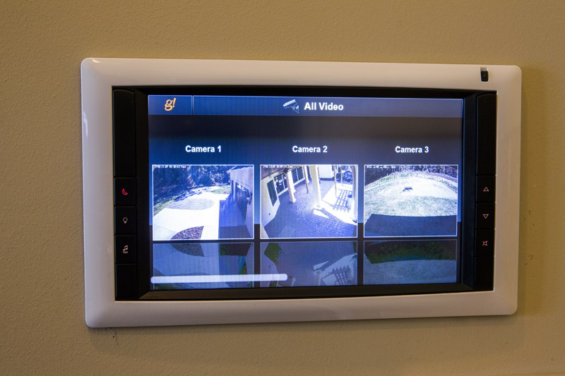 Elan Home Systems Touch Screen