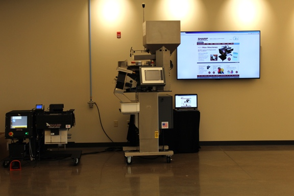 Equipment Demonstration and Training Room