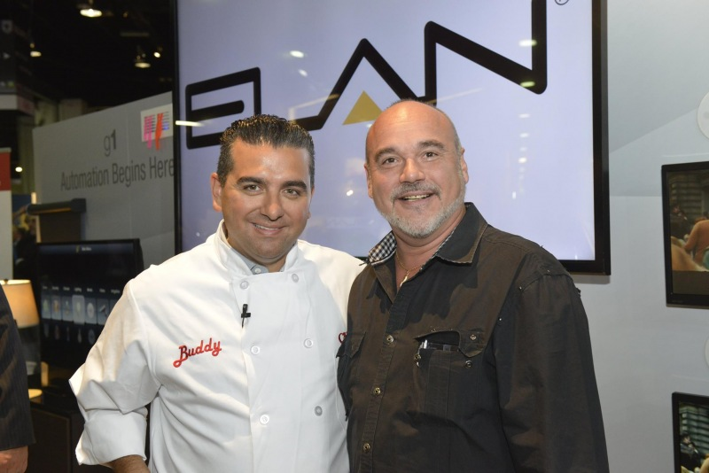 Owner with Buddy Valastro