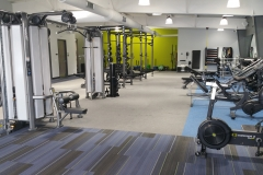 Fitness Center After