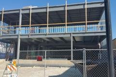 Fitness Center Construction