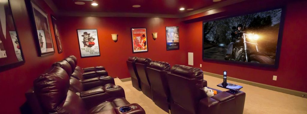 IT and Media Solutions Home Theater Experience