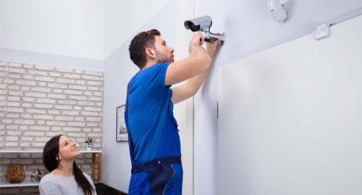 Residential Camera Installation