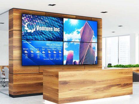 Commercial Digital Signage