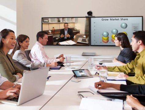 Conference and Huddle Rooms